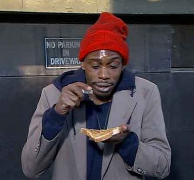 Chappelle's Show, Dave Chappelle, Tyrone Biggums, Crack