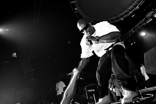 DMX Performs at SOB's (Video)